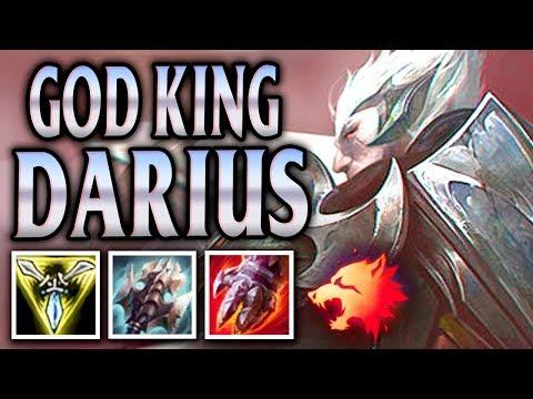 GOD-KING DARIUS JUNGLE! 5 DUNKS PENTA SLAM! - League of Legends S8 thumbnail