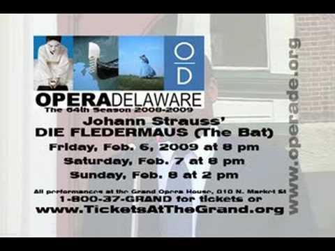 Opera Delawares 2008-09 season