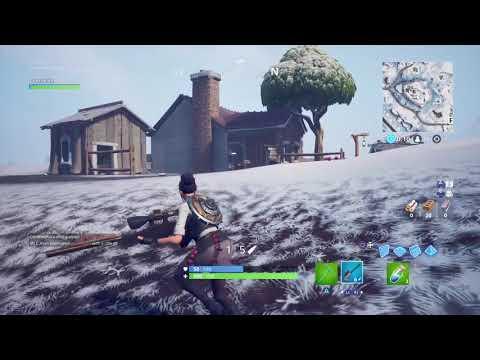 Insane snipe Fortnite