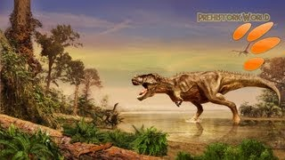 Speed art - Prehistoric World ( #Photoshop CS6 ) | CreativeStation