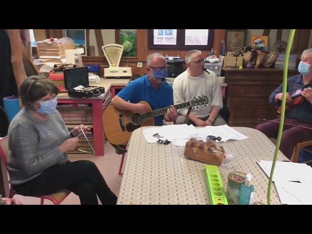 Peut Qu'Manquer (en mode Covid) : Les musiciens en plein travail