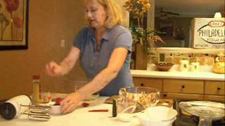 Curried Chicken Salad With Cashews.wmv