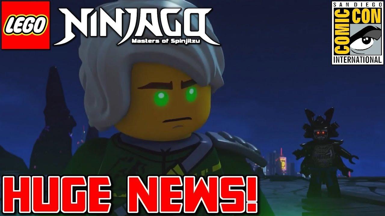 Ninjago: Season 10 HUGE NEWS! (Ninjago 2019)
