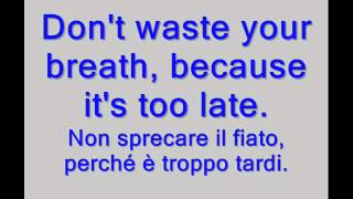 Simple Plan - Your Love Is A Lie [TESTO, TRADUZIONE]