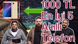 1000 tl ve altı ucuz akıllı telefon Önerileri !!