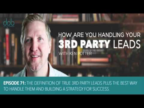 The Secret To Selling More 3rd Party Leads In The Car Business - Sell More Internet Leads
