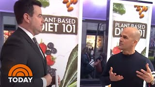 Beyonce's Trainer, Marco Borges, Shares Plant-Based Recipes | TODAY