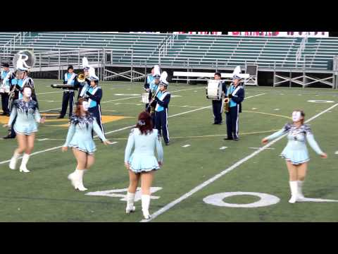 Rootstown Rover Marching Band; 2014