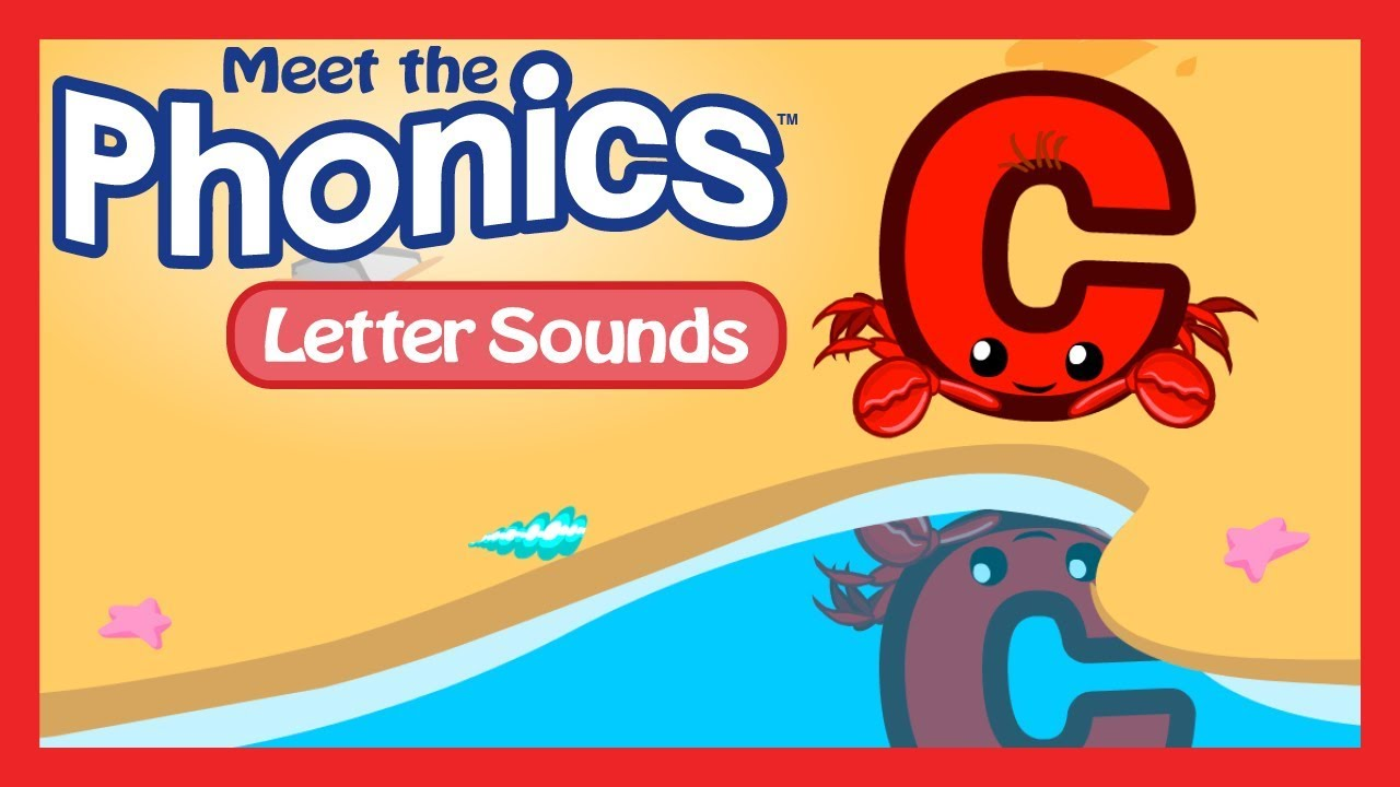 Meet the Phonics Letter Sounds   c   YouTube