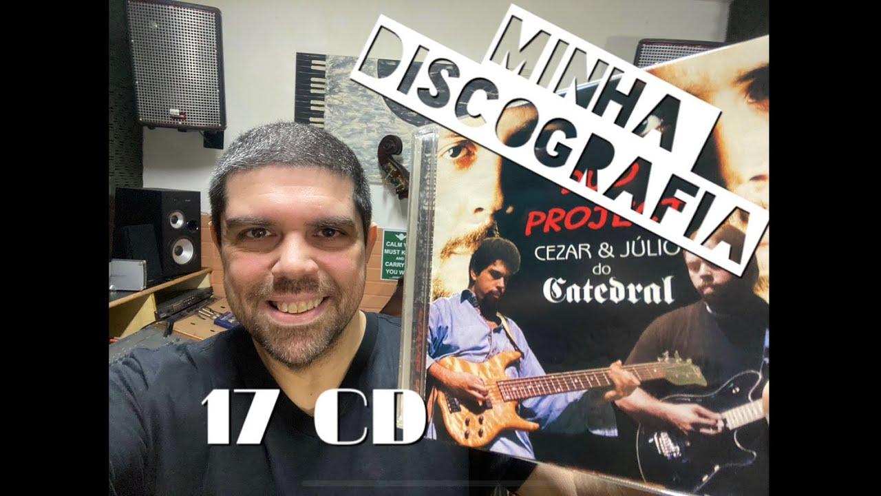 "Minha Discografia (""Duo Project"" Cezar & Júlio C.)..."