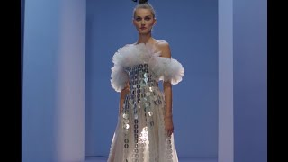 Rami Kadi Couture Spring-Summer 2020 Collection Cyber Show