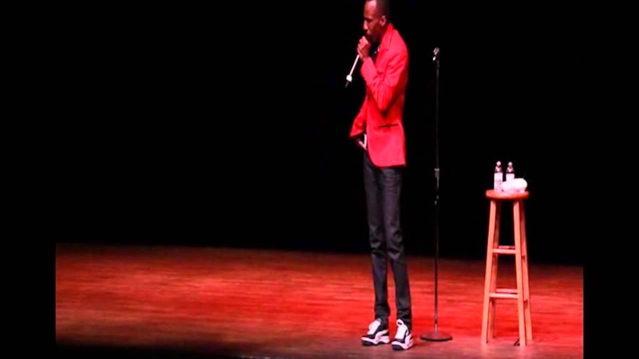Download Comedian Mark Gregory- KKK