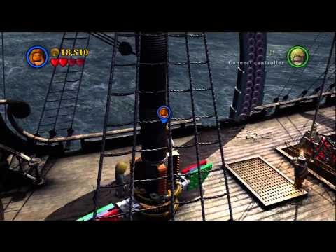 Lego Pirates of the Caribbean: Season 2 (Episode 5: The Kraken)