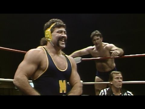 The Varsity Club takes care of business: NWA Championship Wrestling, Oct. 15, 1988