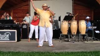Happy Janis Nowlan Band W. Brandywine Twp Park by www.PowerfulPencilProductions.com