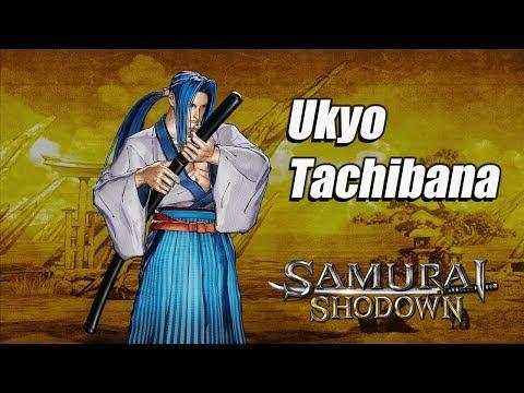 Samurai Shodown - Ukyo