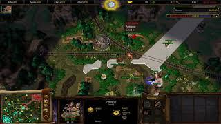 Warcraft 3 Battle Tanks 1 30X Косса кикнули но что это дало
