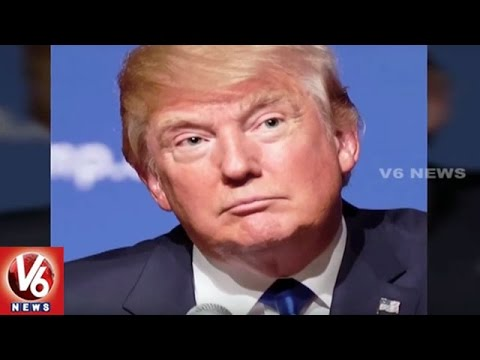 Donald Trump Attacks China, Tweets We Don't Want Drone They Stole | V6 News