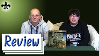 Railroad Revolution Brettspiel Review - What's Your Game 2016