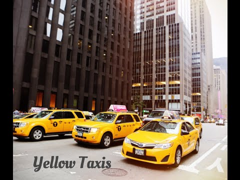 NYC 02: Yellow Taxis