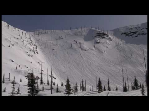 Selkirk Mountains Backcountry Snowmobiling