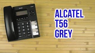 Розпакування Alcatel T56 Grey