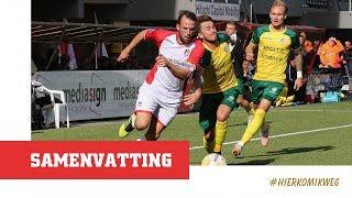 SAMENVATTING | FC Emmen - Fortuna Sittard