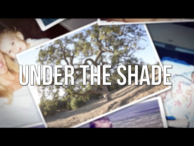 Under The Shade (Of A Thousand Oaks) by Katie Ann (Official Lyric Video)