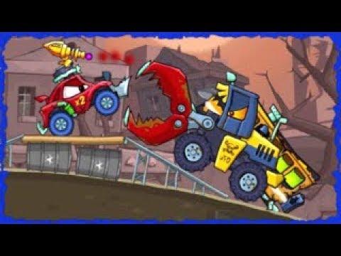 Car Eats Car  Deluxe Level  Arena