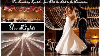 5 Cheap Wedding Decoration Ideas | Wedding Centerpiece Ideas | Wedding Table Centerpieces