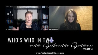 Who's Who in Two w/Gabrielle Guthrie