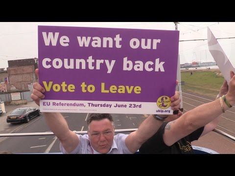 Let's talk about immigration | EU Referendum – Brexit 2016 from YouTube · Duration:  8 minutes 29 seconds