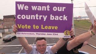 Let's talk about immigration | EU Referendum – Brexit 2016