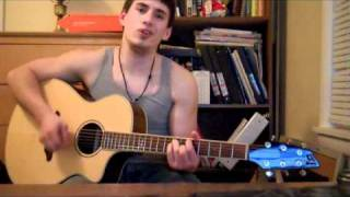 Dave Barnes Until You Acoustic (cover)