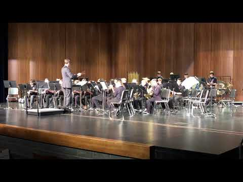 Maple View Middle School Intermediate Band (#2) March 28, 2019