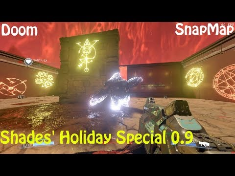 Doom SnapMap - Shades' Holiday Special 0.9