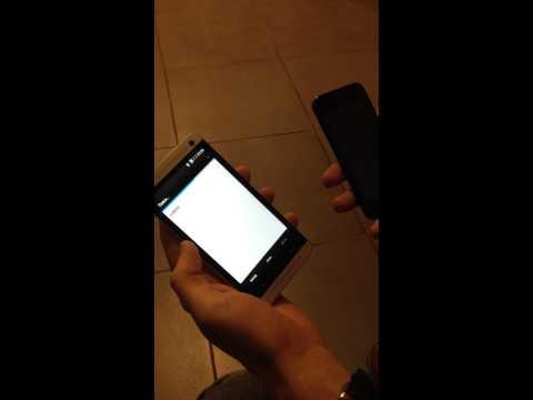 Перенос данных со старого телефона