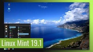 Das ist Linux Mint 19.1 - Alle neuen Features vorgestellt!