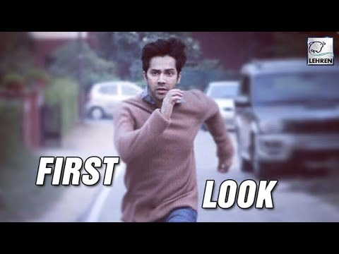 Varun Dhawan's October FIRST LOOK REVEALED | LehrenTV