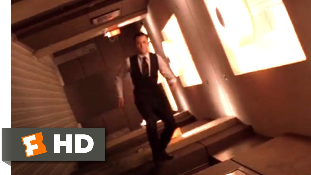 Download Inception (2010) - The Hallway Fight Scene (6/10) | Movieclips