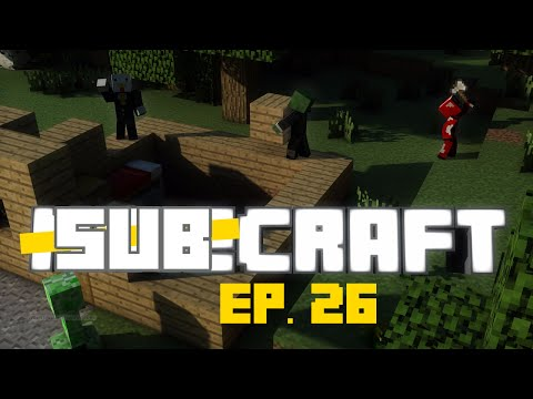 SubCraft Season 1 Ep. 26: Food Fight