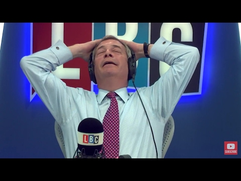 The Nigel Farage Show: Not Running in Election. Live LBC - 20th April 2017