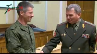 Военное обозрение (18.09.2018) Соревнования комбатов