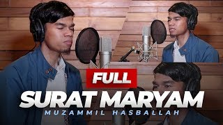Download Mp3 Surah Maryam Full - Muzammil Hasballah