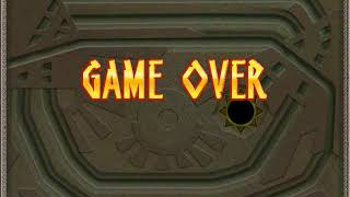 Zuma Deluxe Gameplay Level 126 Sun Stone Game Over By Silpi 11 011218
