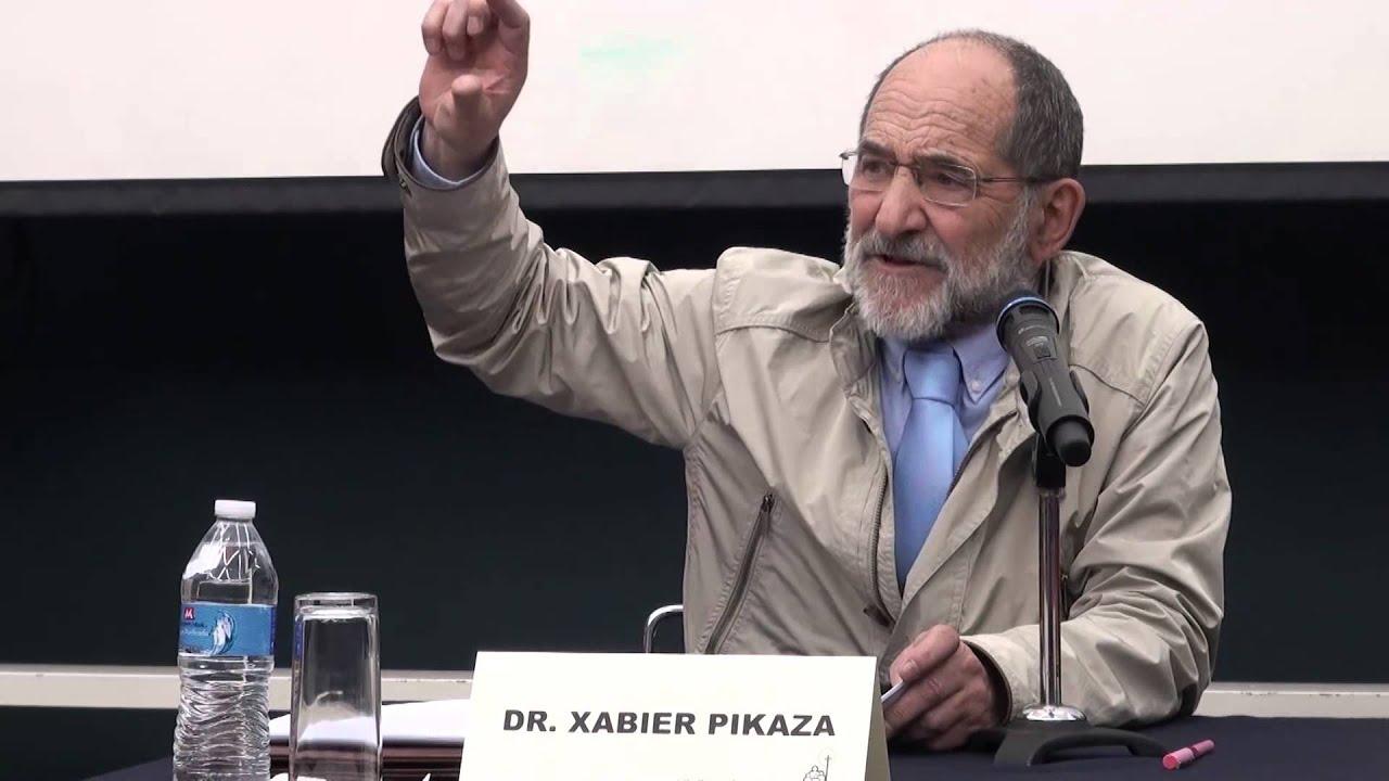 Resultado de imagen de X. Pikaza