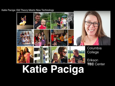 Katie Paciga: Old Theory Meets New Technology