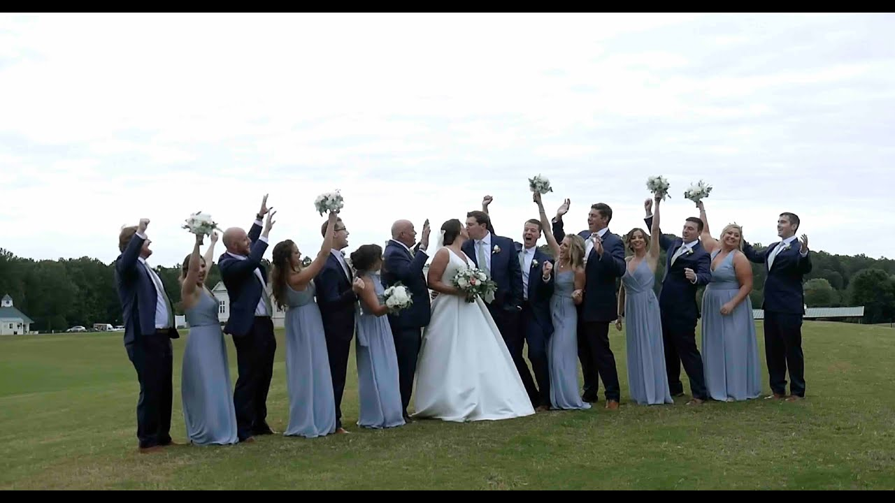 Kristen and Anthony   Independence Golf Club Wedding