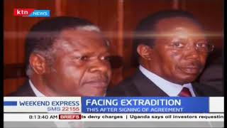 Former Minister Okemo, Gichuru staring at extradition for prosecution