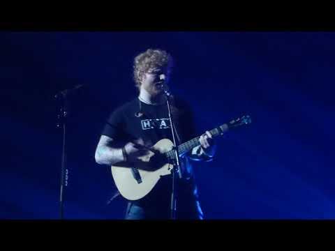 Ed Sheeran - Give Me Love - Mohegan Sun - July 15, 2017